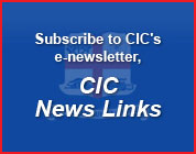 Subscribe to CIC e-newsletter: CIC News Links