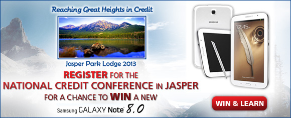 Register for the National Conference for a chance to win a Samsung Galaxy Note 8